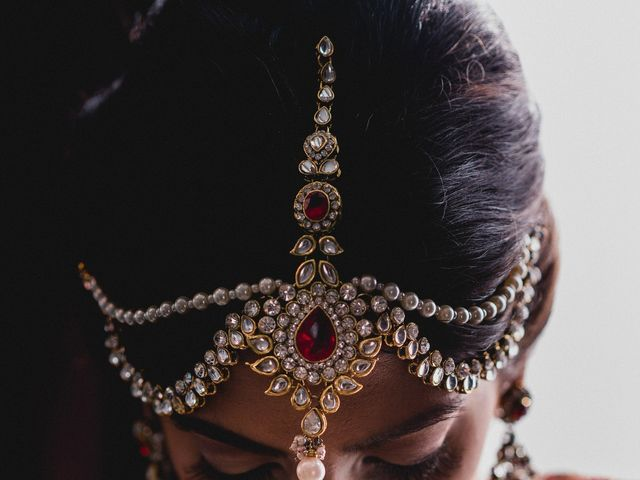 Rikesh and Pooja's Wedding in Cancun, Mexico 151