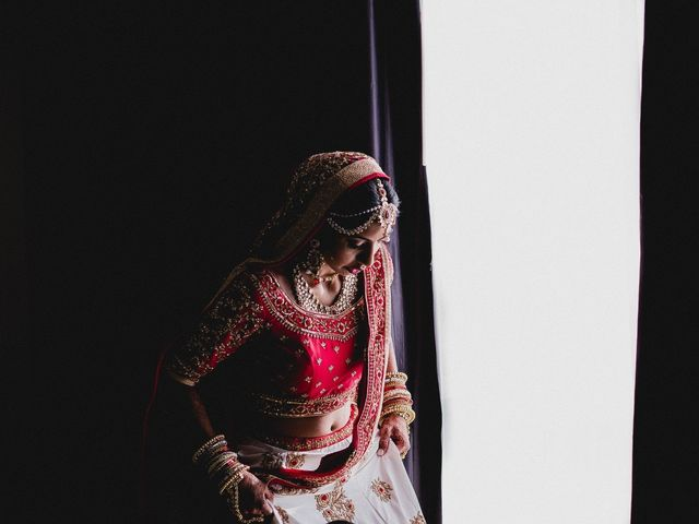 Rikesh and Pooja's Wedding in Cancun, Mexico 153