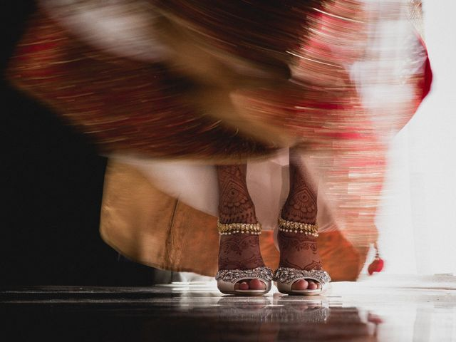 Rikesh and Pooja's Wedding in Cancun, Mexico 154