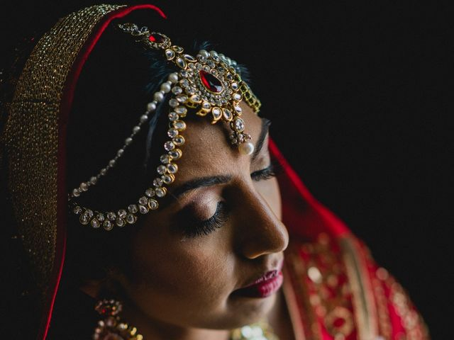 Rikesh and Pooja's Wedding in Cancun, Mexico 155