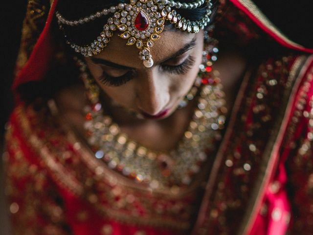 Rikesh and Pooja's Wedding in Cancun, Mexico 156
