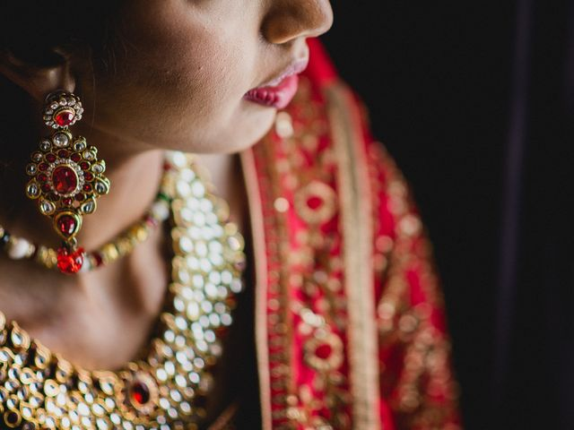 Rikesh and Pooja's Wedding in Cancun, Mexico 157