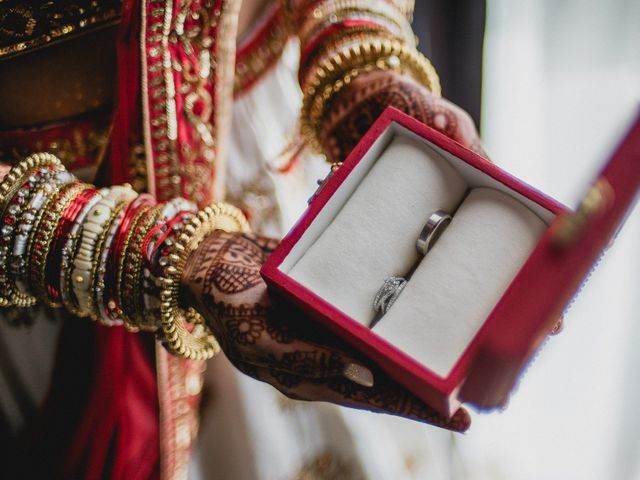 Rikesh and Pooja's Wedding in Cancun, Mexico 158
