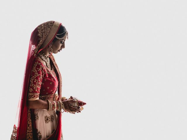 Rikesh and Pooja's Wedding in Cancun, Mexico 159