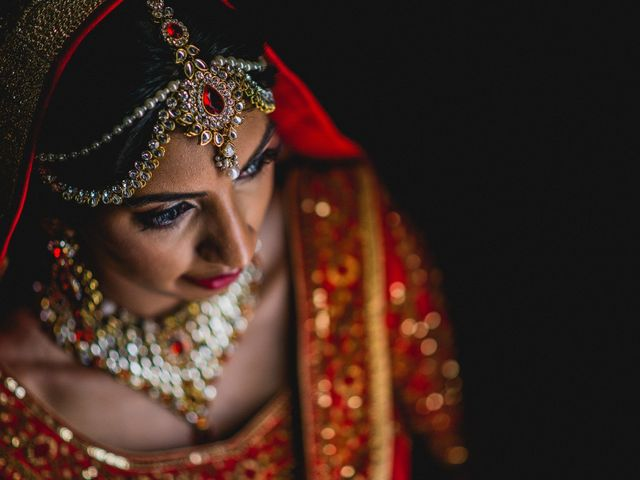 Rikesh and Pooja's Wedding in Cancun, Mexico 163