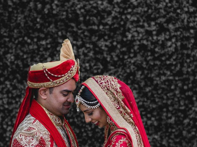 Rikesh and Pooja's Wedding in Cancun, Mexico 176
