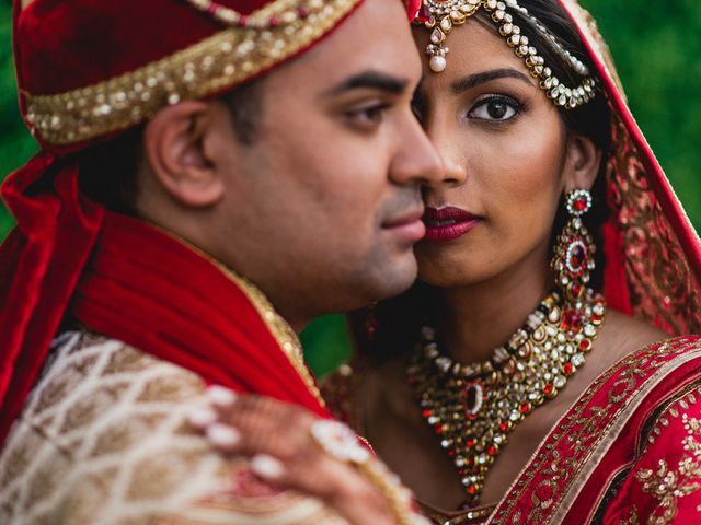 Rikesh and Pooja's Wedding in Cancun, Mexico 177