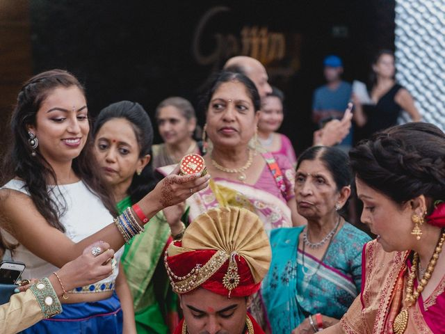 Rikesh and Pooja's Wedding in Cancun, Mexico 179