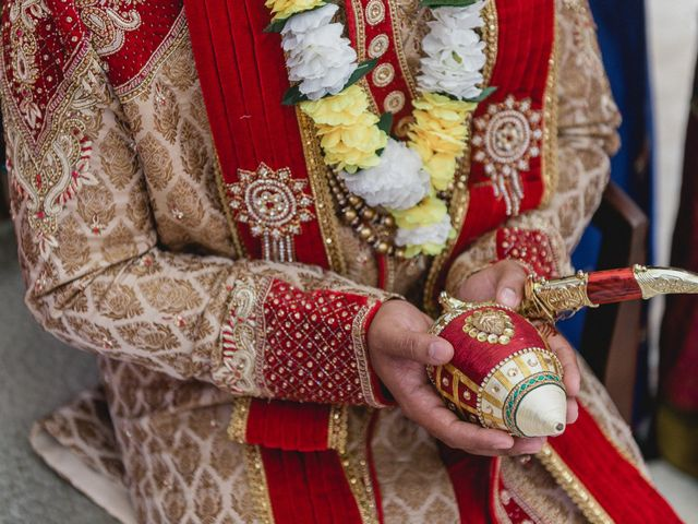 Rikesh and Pooja's Wedding in Cancun, Mexico 181