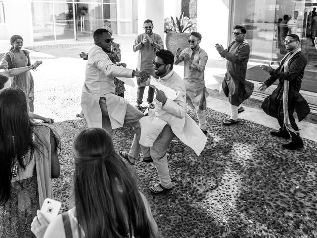 Rikesh and Pooja's Wedding in Cancun, Mexico 191
