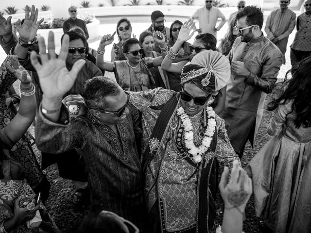 Rikesh and Pooja's Wedding in Cancun, Mexico 202