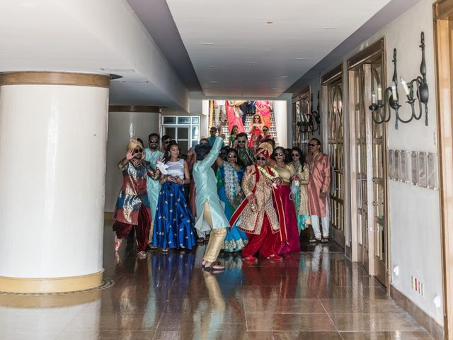 Rikesh and Pooja's Wedding in Cancun, Mexico 205