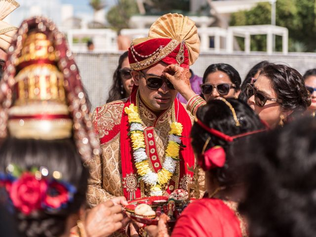 Rikesh and Pooja's Wedding in Cancun, Mexico 212