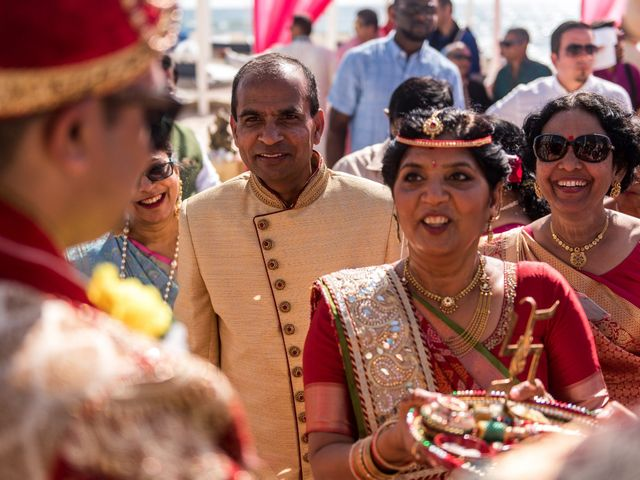 Rikesh and Pooja's Wedding in Cancun, Mexico 214