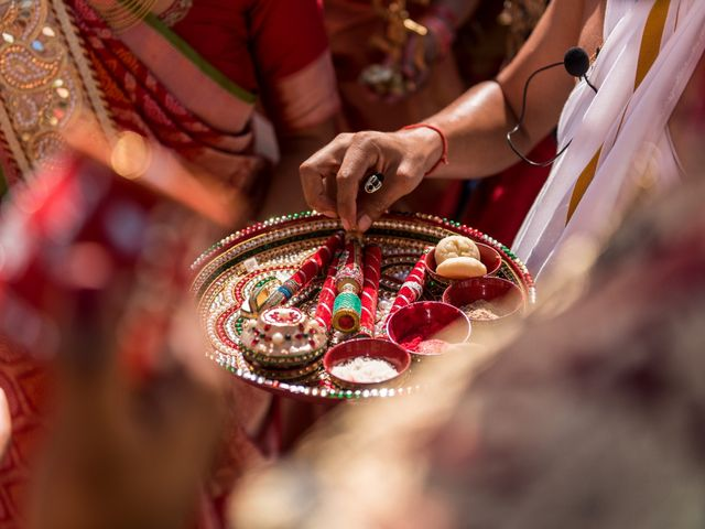 Rikesh and Pooja's Wedding in Cancun, Mexico 215