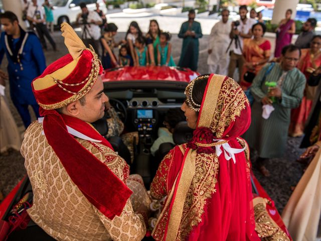 Rikesh and Pooja's Wedding in Cancun, Mexico 257