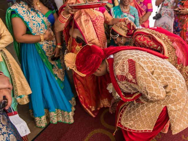 Rikesh and Pooja's Wedding in Cancun, Mexico 263