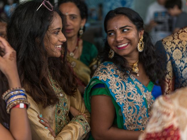 Rikesh and Pooja's Wedding in Cancun, Mexico 264