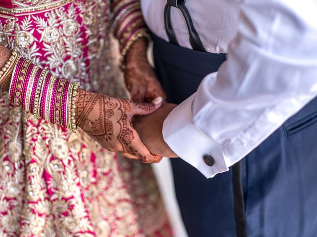 Rikesh and Pooja's Wedding in Cancun, Mexico 278