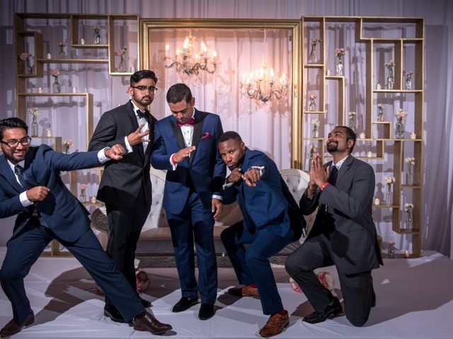 Rikesh and Pooja's Wedding in Cancun, Mexico 285