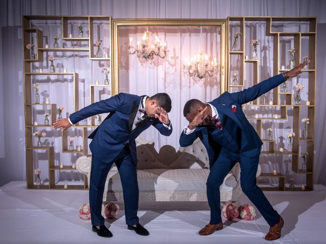 Rikesh and Pooja's Wedding in Cancun, Mexico 286