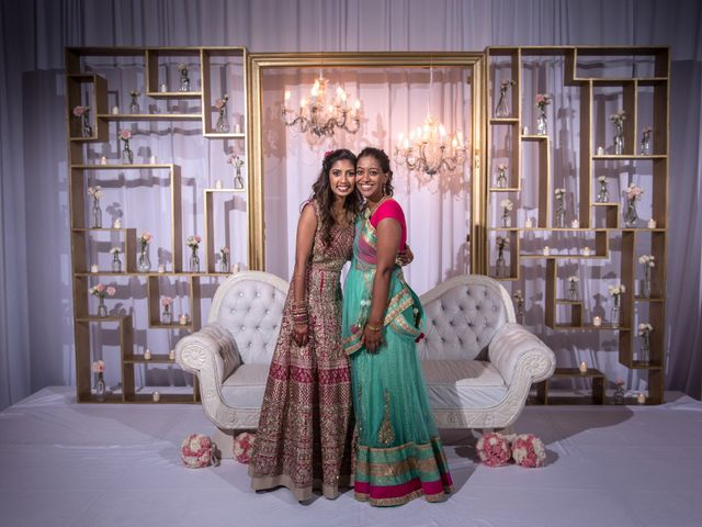 Rikesh and Pooja's Wedding in Cancun, Mexico 287