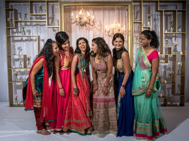 Rikesh and Pooja's Wedding in Cancun, Mexico 288
