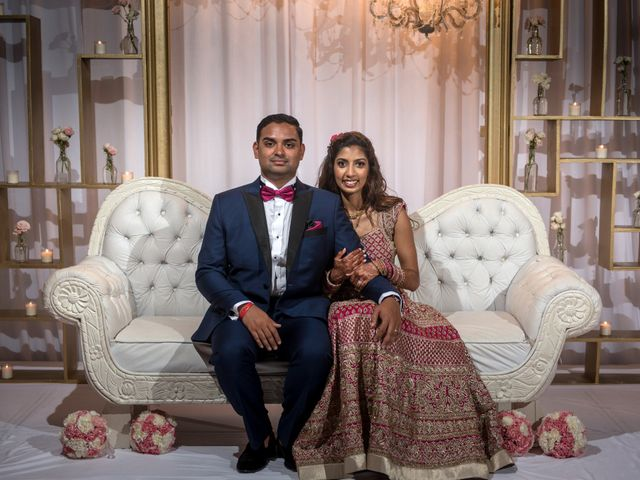 Rikesh and Pooja's Wedding in Cancun, Mexico 289