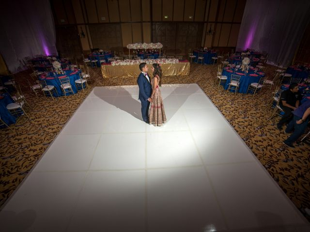 Rikesh and Pooja's Wedding in Cancun, Mexico 290