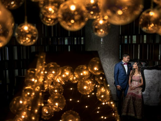 Rikesh and Pooja's Wedding in Cancun, Mexico 291
