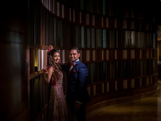 Rikesh and Pooja's Wedding in Cancun, Mexico 292