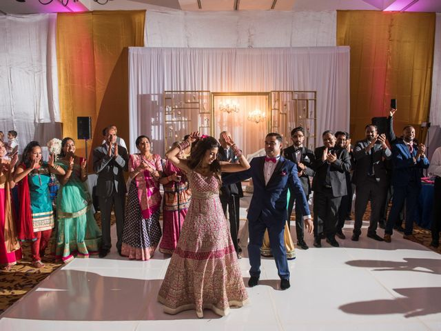 Rikesh and Pooja's Wedding in Cancun, Mexico 297