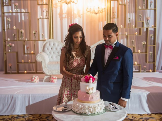 Rikesh and Pooja's Wedding in Cancun, Mexico 298