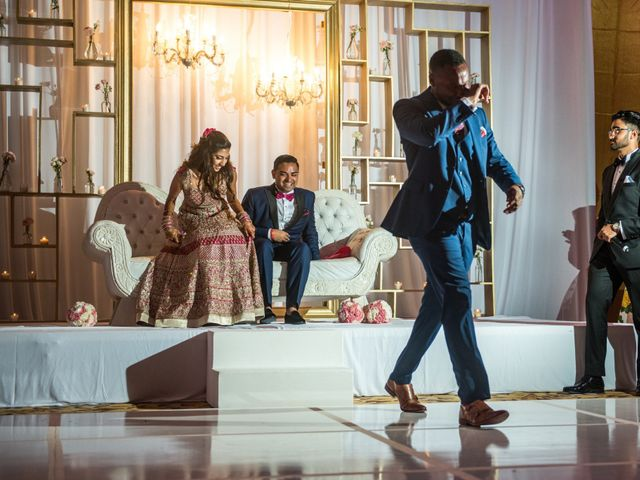 Rikesh and Pooja's Wedding in Cancun, Mexico 300