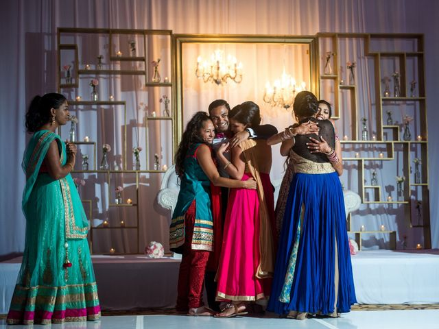 Rikesh and Pooja's Wedding in Cancun, Mexico 301