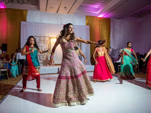 Rikesh and Pooja's Wedding in Cancun, Mexico 302