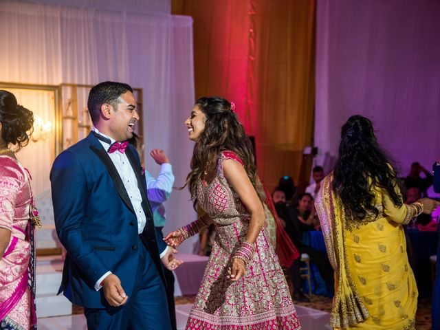 Rikesh and Pooja's Wedding in Cancun, Mexico 303