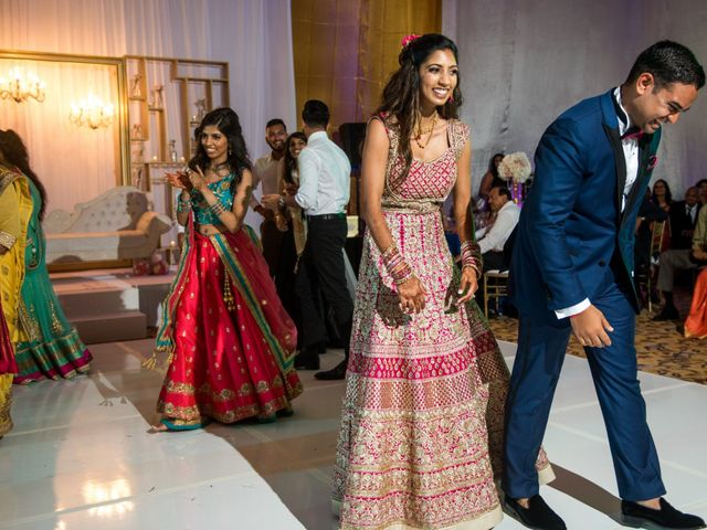 Rikesh and Pooja's Wedding in Cancun, Mexico 304