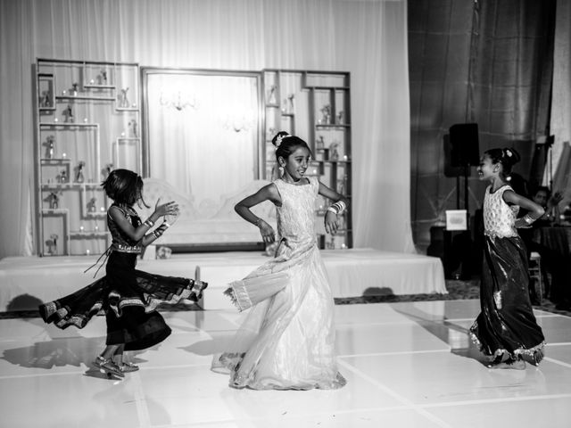 Rikesh and Pooja's Wedding in Cancun, Mexico 306