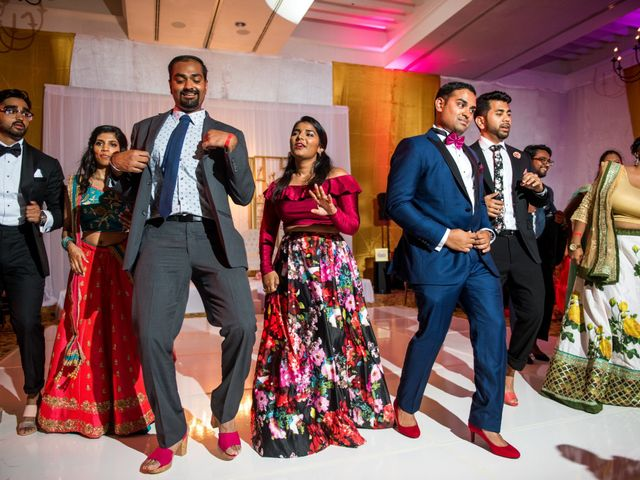 Rikesh and Pooja's Wedding in Cancun, Mexico 310