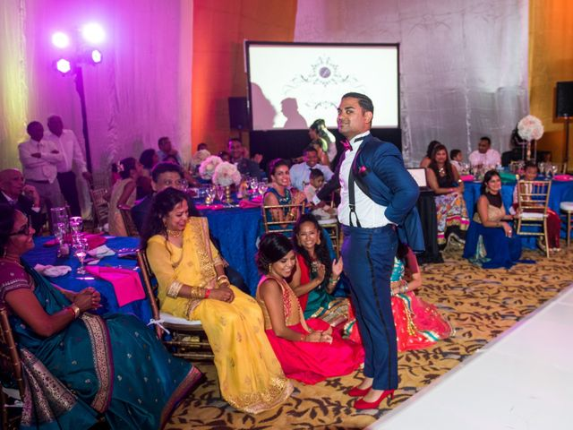 Rikesh and Pooja's Wedding in Cancun, Mexico 311