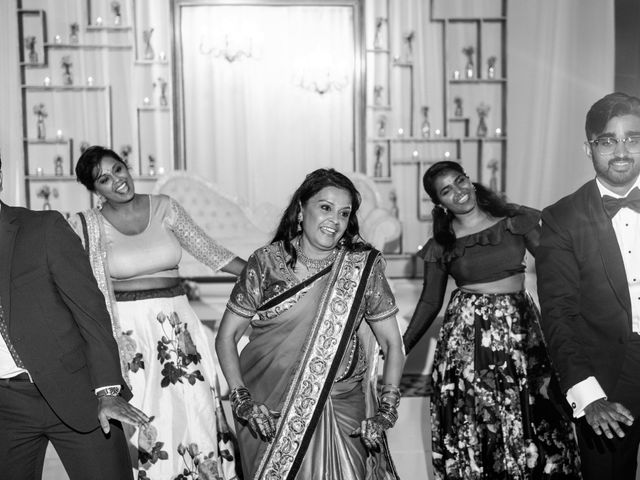 Rikesh and Pooja's Wedding in Cancun, Mexico 312