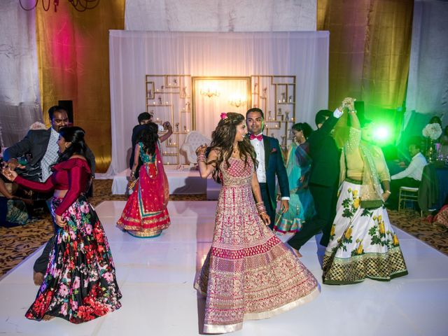 Rikesh and Pooja's Wedding in Cancun, Mexico 313