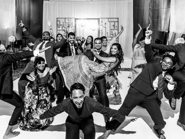 Rikesh and Pooja's Wedding in Cancun, Mexico 314