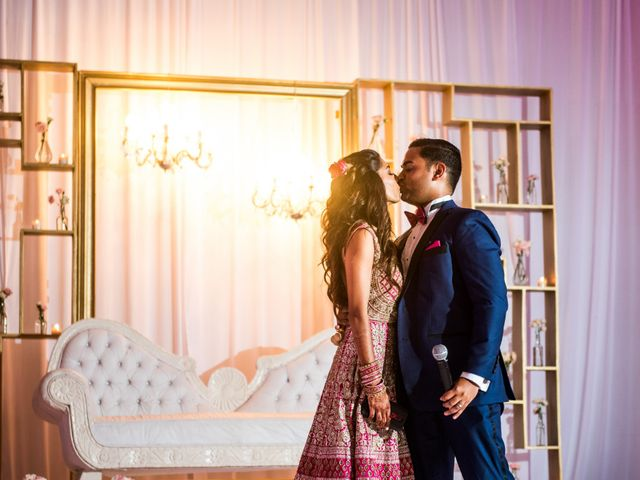 Rikesh and Pooja's Wedding in Cancun, Mexico 316