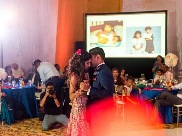 Rikesh and Pooja's Wedding in Cancun, Mexico 319
