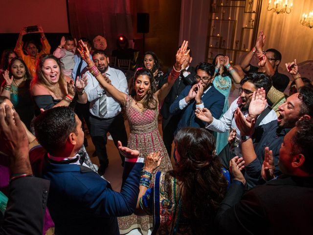 Rikesh and Pooja's Wedding in Cancun, Mexico 321