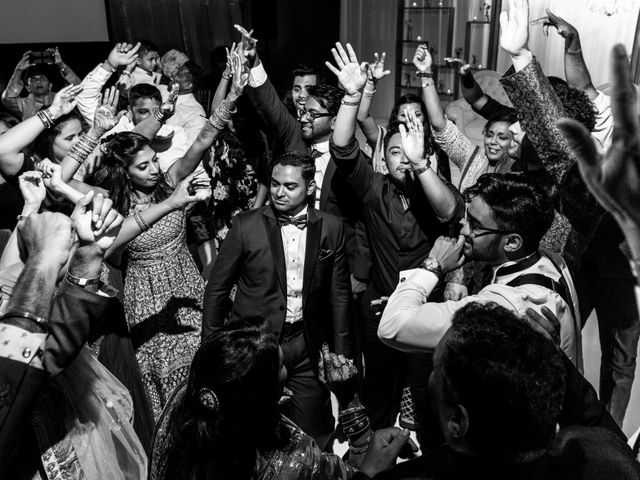 Rikesh and Pooja's Wedding in Cancun, Mexico 322