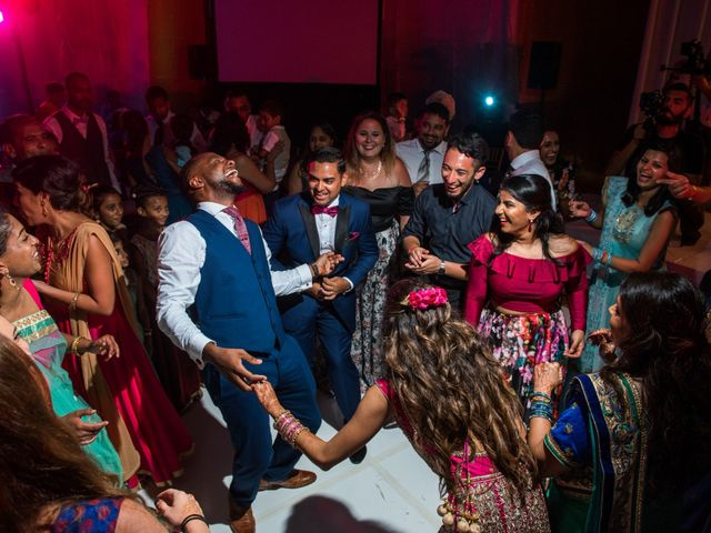 Rikesh and Pooja's Wedding in Cancun, Mexico 324