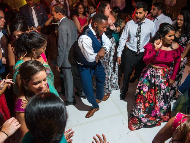 Rikesh and Pooja's Wedding in Cancun, Mexico 325